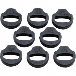 SCAR REAR WHEEL SPACERS KX250/450F 04-15