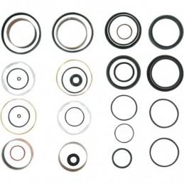 THOR FUSE PININ PANT ORANGE / BLACK