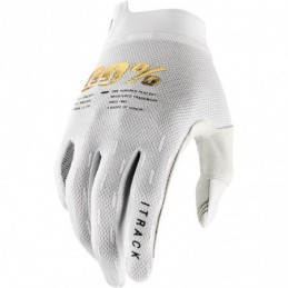 100% GLOVE AIRMATIC L BLACK CHARCOAL