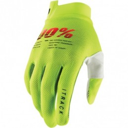 100% YOUTH GLOVE AIRMATIC XL BLACK CHARCOAL