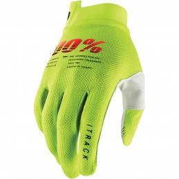100% GLOVE AIRMATIC M BLACK/WHITE/SILVER